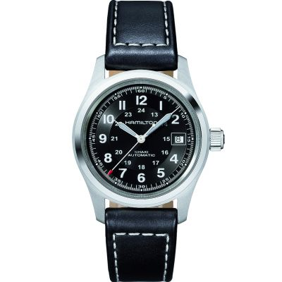 Mens Hamilton Khaki Field 38mm Automatic Watch H70455733