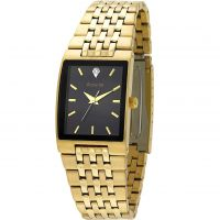 Mens Accurist London Diamond Watch
