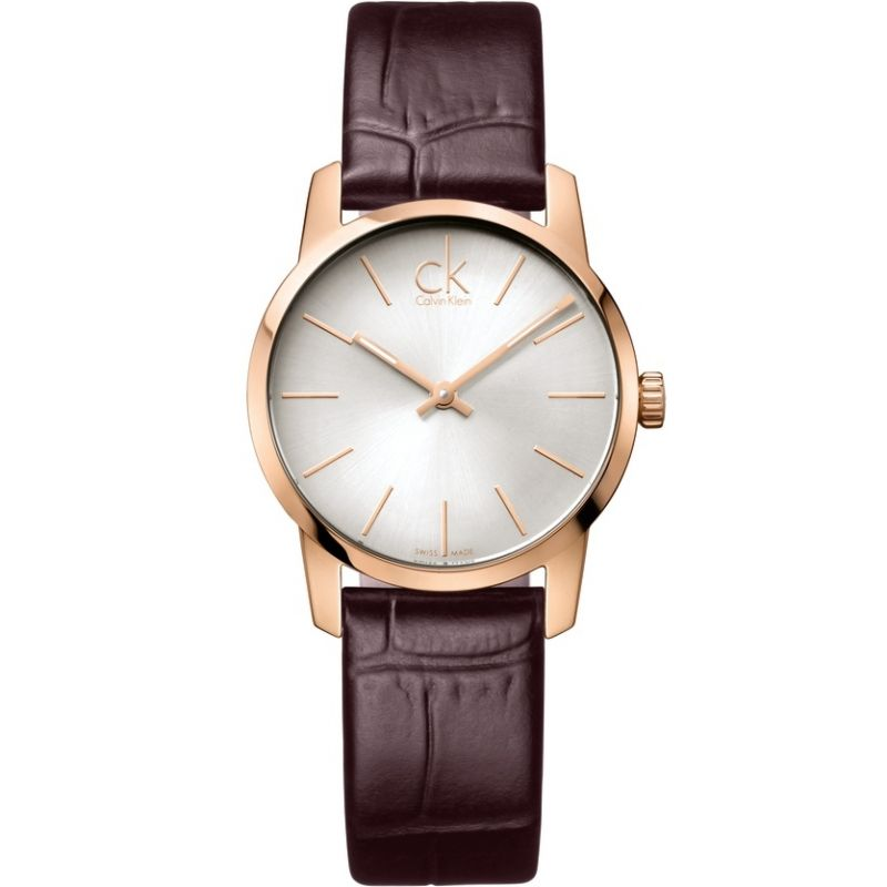 Ladies Calvin Klein City Watch K2G23620