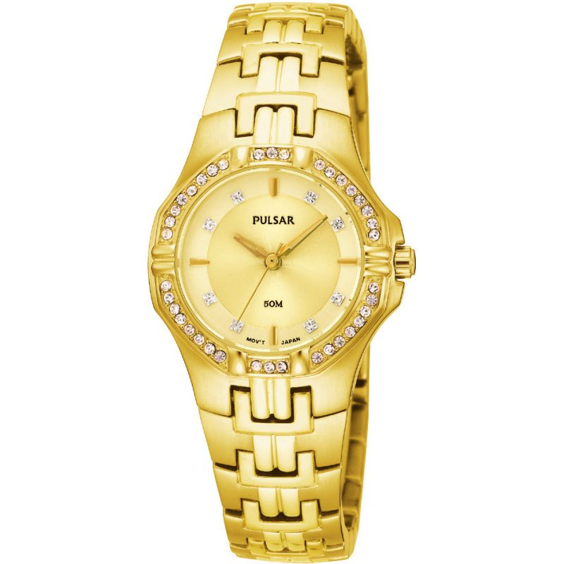Ladies Pulsar Watch PTC390X1