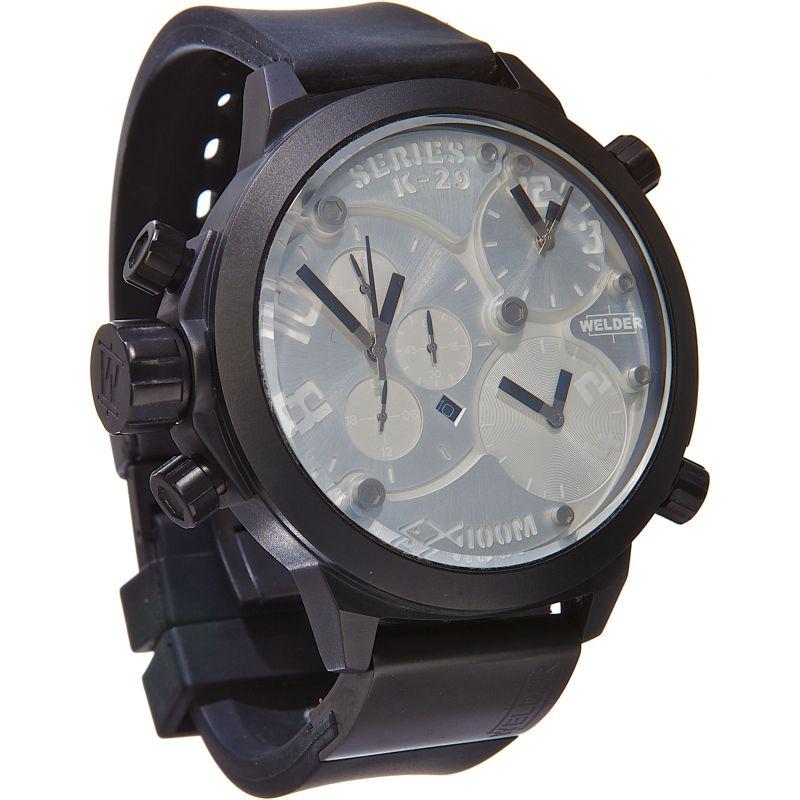 Mens Welder The Bold K29 53mm Chronograph Watch