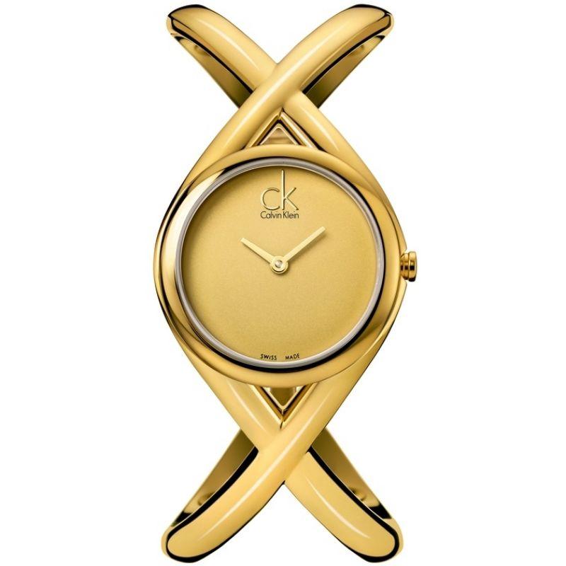 Ladies Calvin Klein Enlace Small Watch