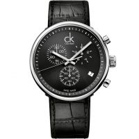 Mens Calvin Klein Substantial Chronograph Watch
