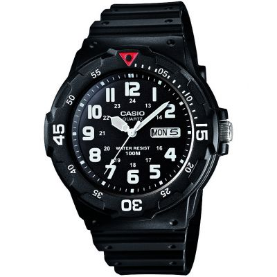 Casio Sports Herenhorloge Zwart MRW-200H-1BVES