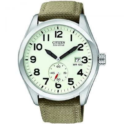 Citizen Herenhorloge Kaki BV1080-18A