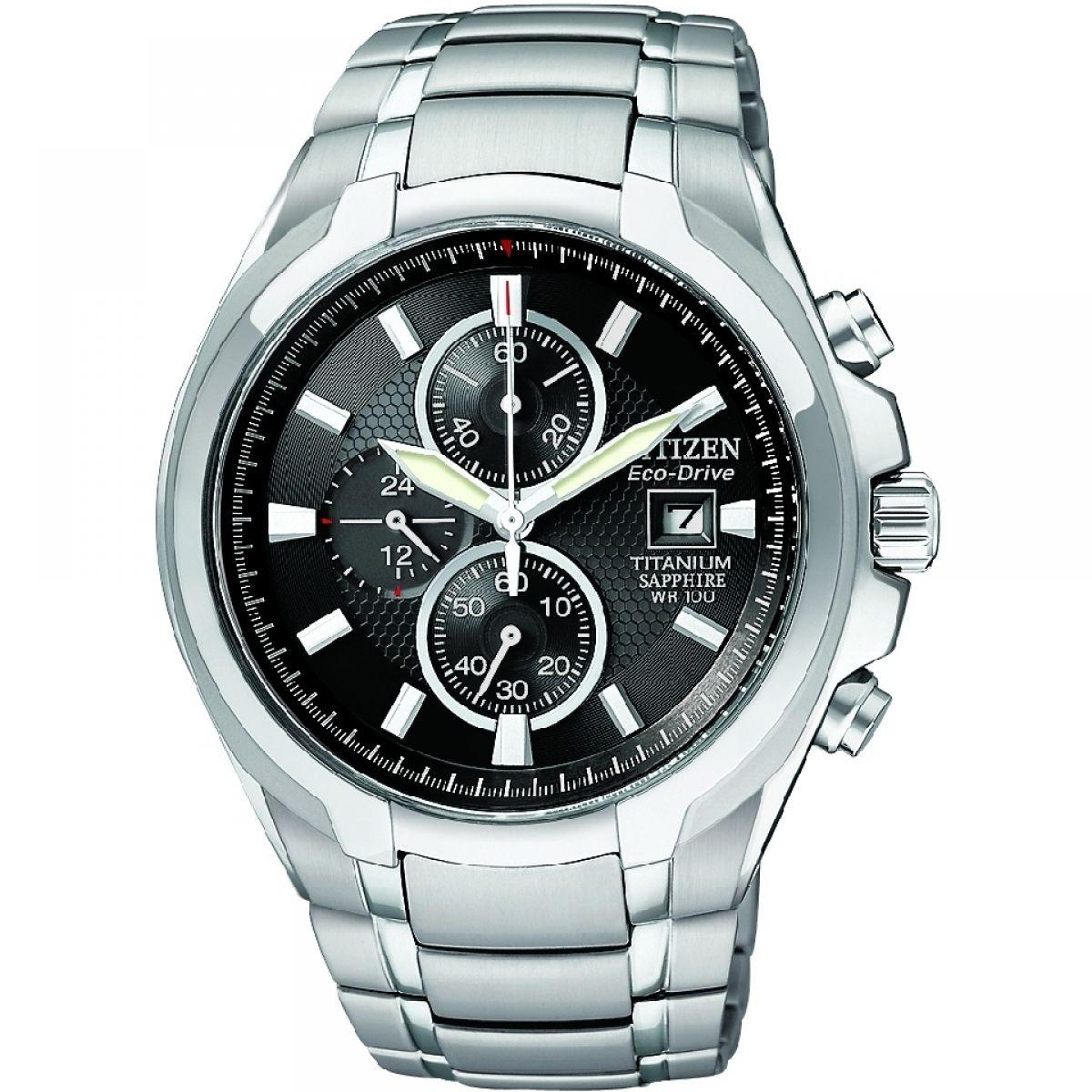 Gents Citizen Chronograph Watch (CA0260-52E) | WatchShop.com™
