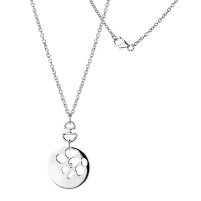 Ladies Hot Diamonds Sterling Silver Selene Pendant DP208