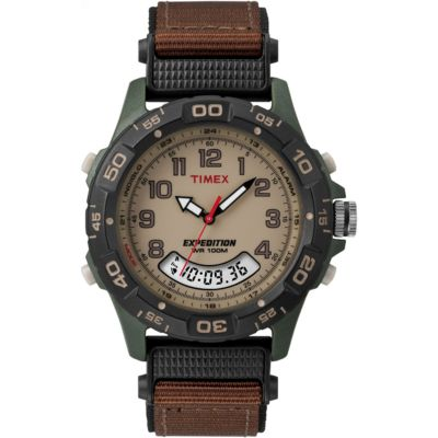 Mens Timex Expedition Alarm Chronograph Watch T45181