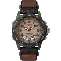 Mens Timex Indiglo Expedition Alarm Chronograph Watch T45181