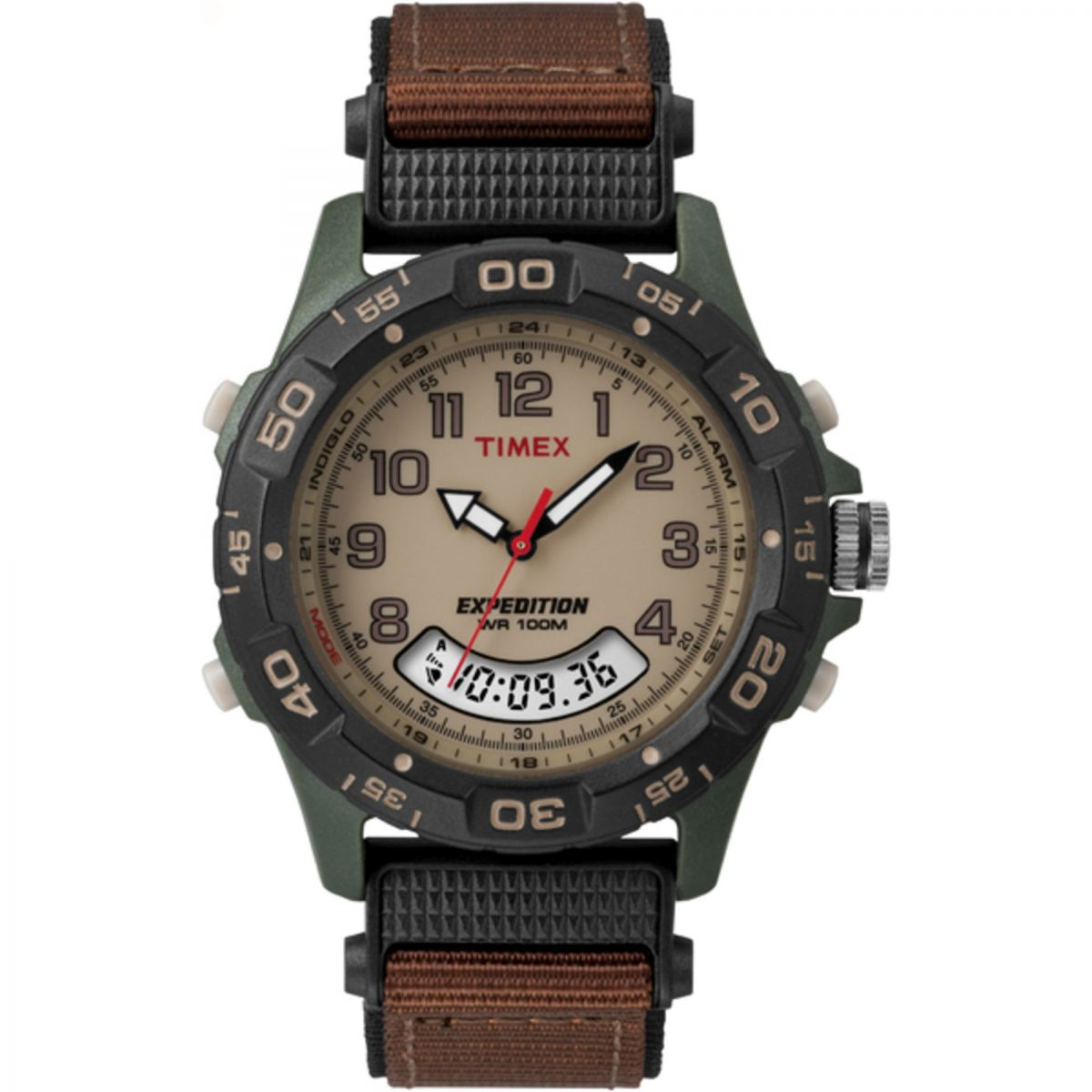gents timex expedition alarm chronograph watch t45181 watchshop com rh watchshop com Timex Indiglo Watch Manual T49851 Timex Indiglo Alarm Watch Manual