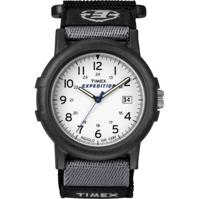 Timex Expedition Expedition Herrenuhr in Grau T49713