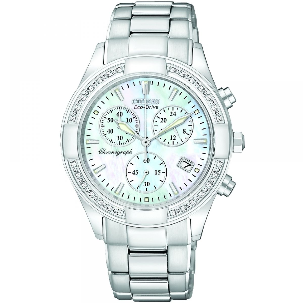 youtube ladies regent citizen drive diamond eco watch
