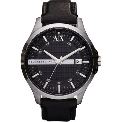 Armani Exchange Herenhorloge Zwart AX2101