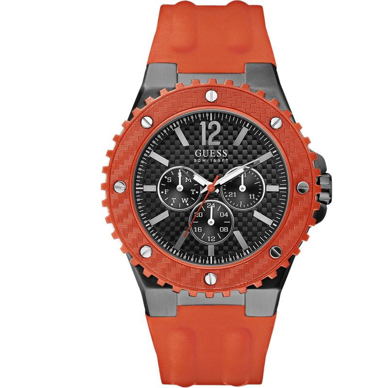 Mens Guess Overdrive Watch