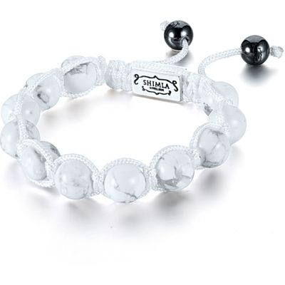 Ladies Shimla Luxury Originals White Bracelet Small SH-040S