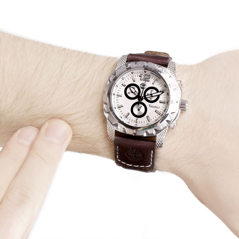 Mens Timberland Front Country Chronograph Watch 13318JS04