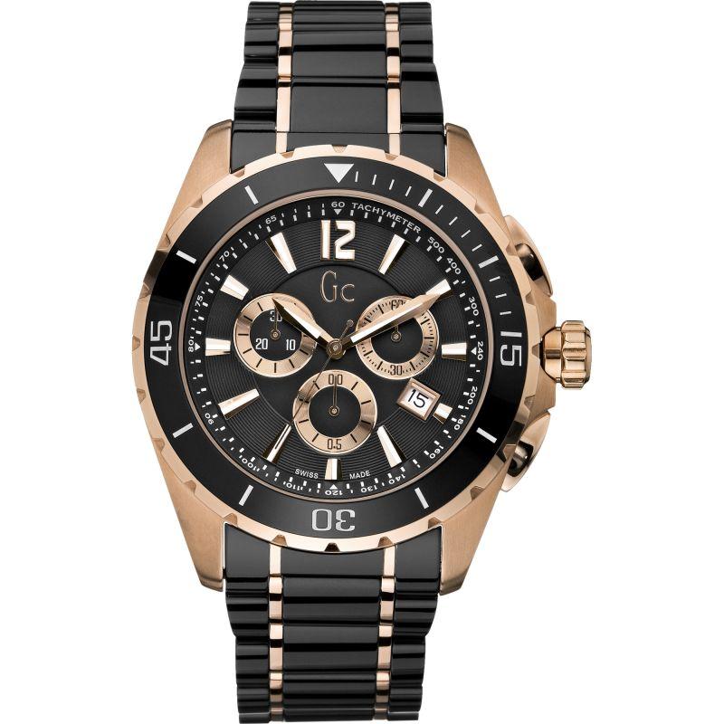 Mens Gc Sport Class XXL Chronograph Watch