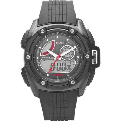 Mens Cannibal Alarm Chronograph Watch CD185-03