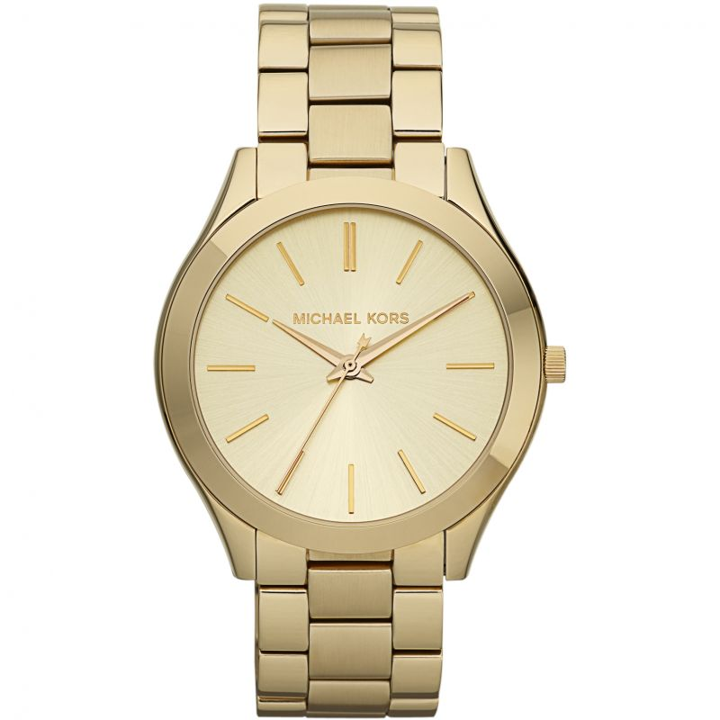 Ladies Michael Kors Slim Runway Watch MK3179