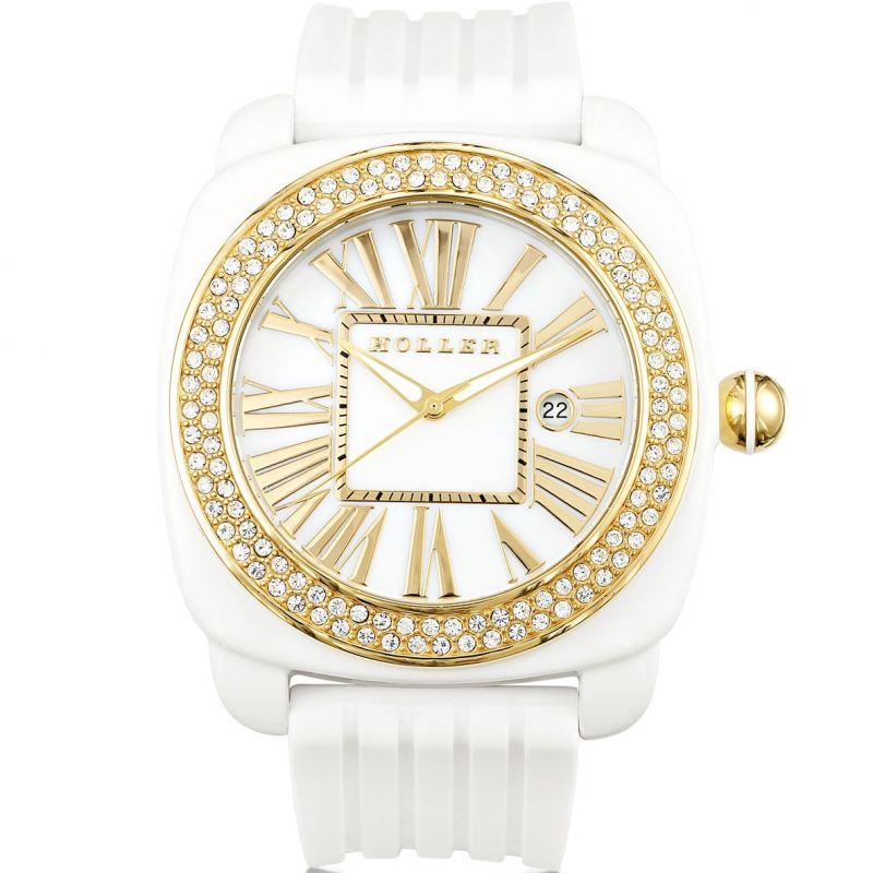 Ladies Holler Philly Gold Glitz Watch
