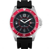 Mens Holler Harthon Red Watch