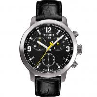 Mens Tissot PRC200 Chronograph Watch