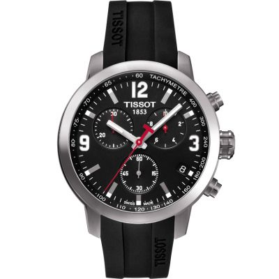 Mens Tissot PRC200 Chronograph Watch T0554171705700