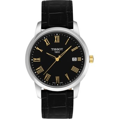 Tissot T-Classic Classic Dream Herrenuhr in Schwarz T0334102605301