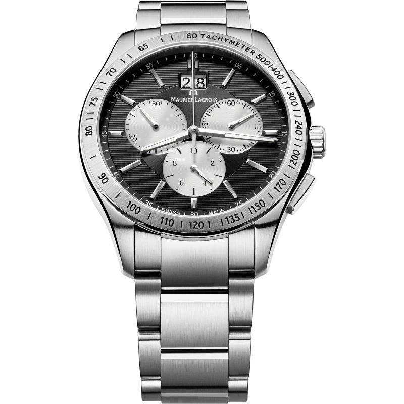 Mens Maurice Lacroix Miros Chronograph Watch