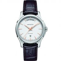 Mens Hamilton Jazzmaster Day Date Automatic Watch H32505511
