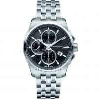 Mens Hamilton Jazzmaster Automatic Chronograph Watch H32596131
