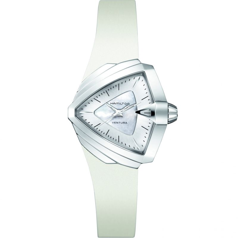 Ladies Hamilton Ventura S Quartz Watch