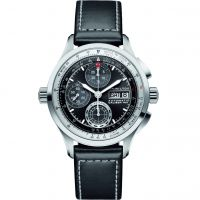 Mens Hamilton Khaki X-Patrol Automatic Chronograph Watch