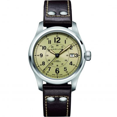 Mens Hamilton Khaki Field 40mm Automatic Watch H70595523