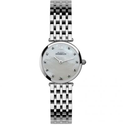 Ladies Michel Herbelin Epsilon Watch 1045/B59