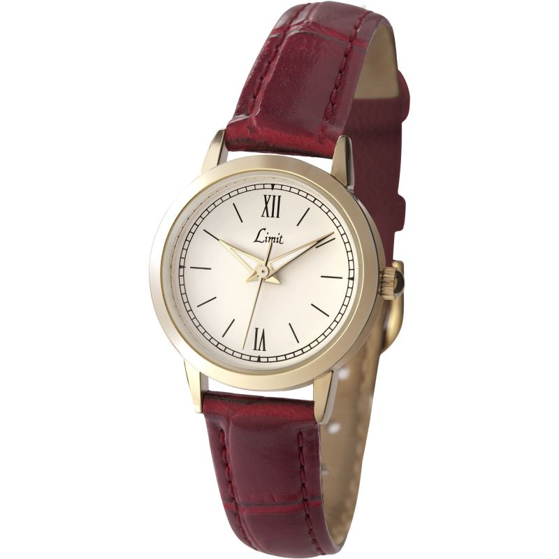 Ladies Limit Gold Plated Classic watch 6978.37