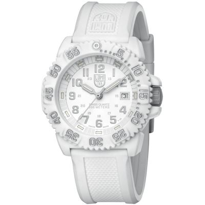 Reloj para Unisex Luminox Navy Seal Colormark 3050 Series Whiteout A3057.WO
