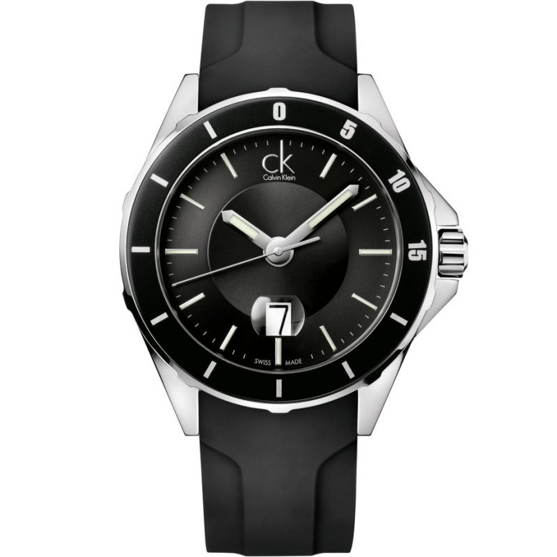 Mens Calvin Klein Play Watch