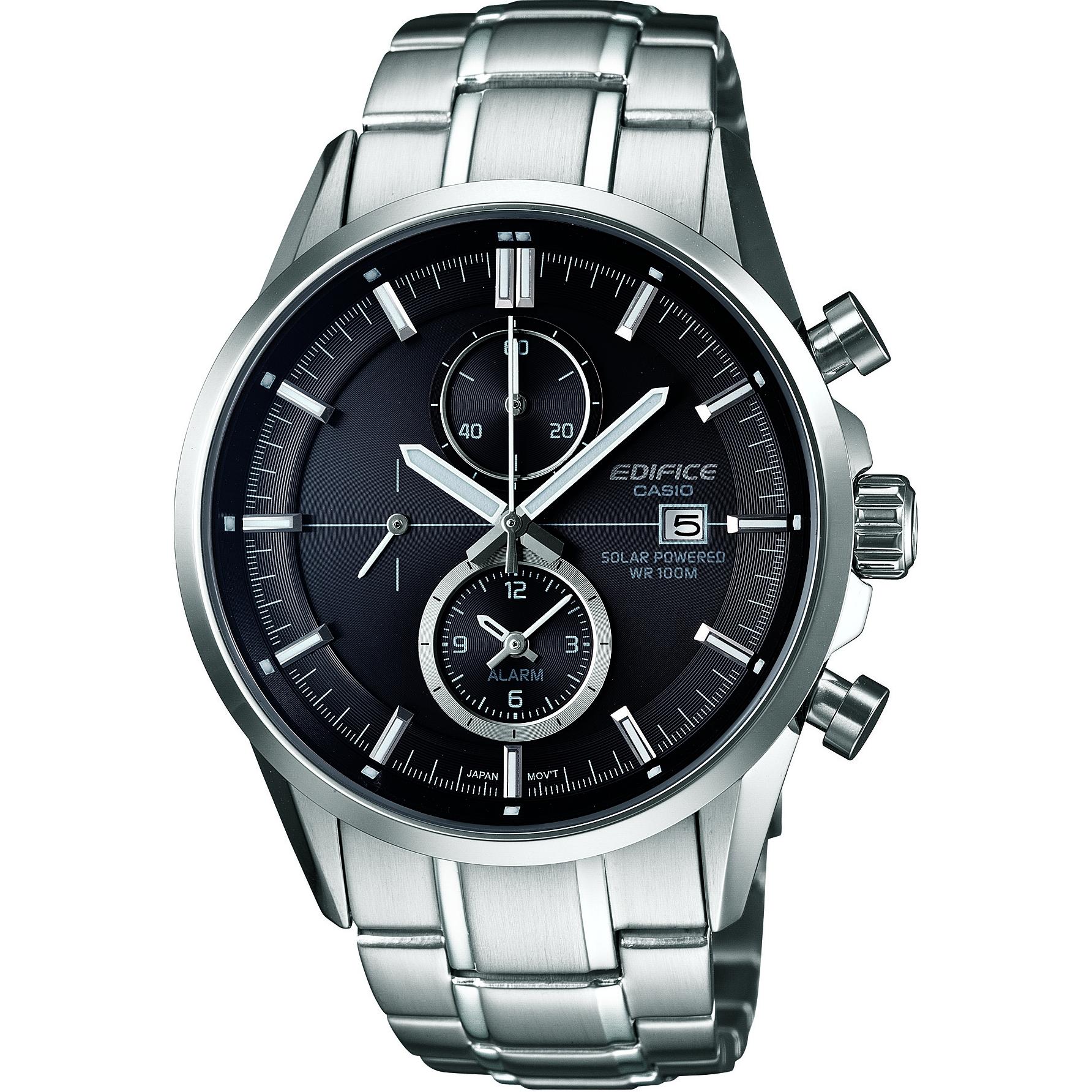 4f043c7a7ae8 Gents Casio Edifice Alarm Chronograph Watch (EFB-503SBD-1AVER ...