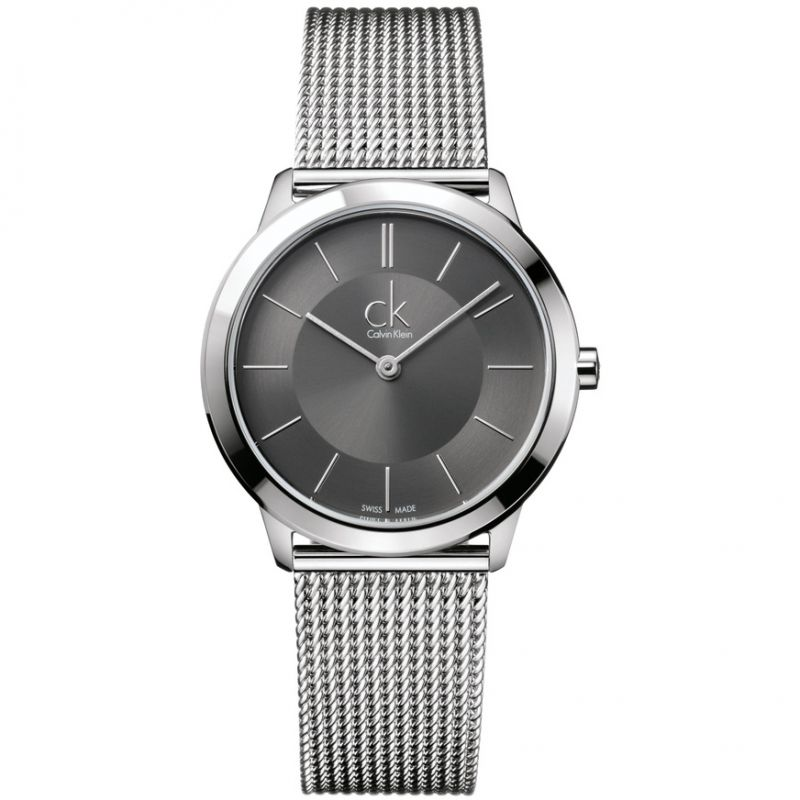 Mens Calvin Klein Minimal 35mm Watch