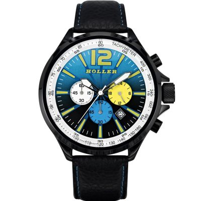 Montre Chronographe Homme Holler Psychedelic HLW2280-4