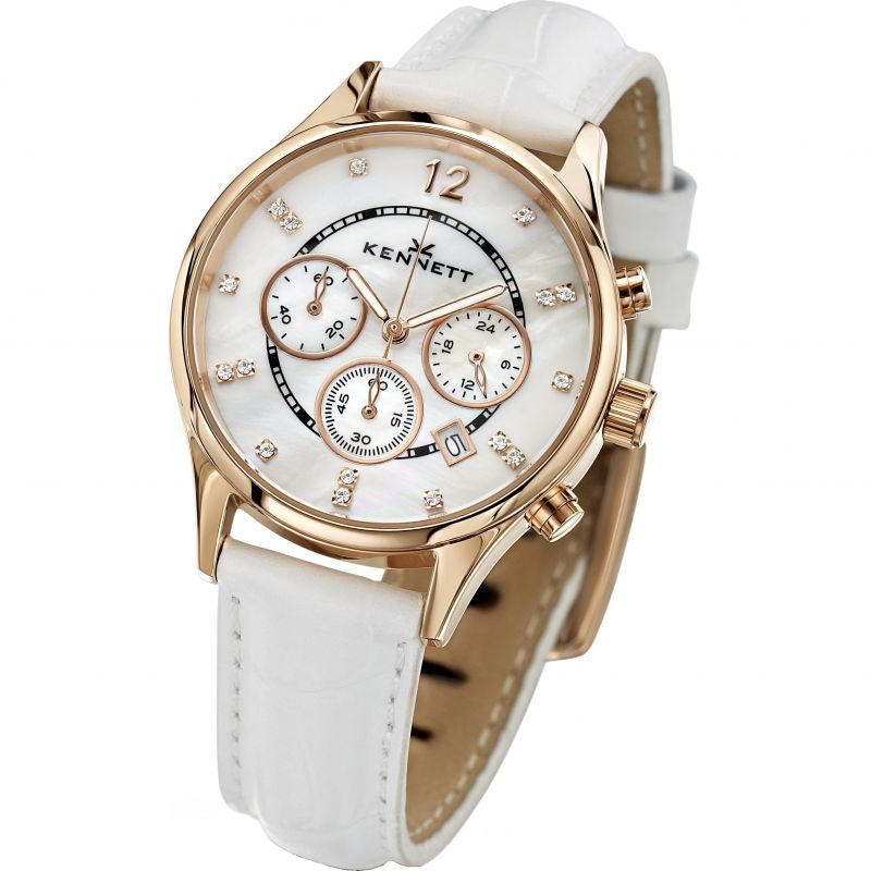 Ladies Kennett Lady Savro Chronograph Watch
