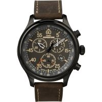Mens Timex Indiglo Expedition Chronograph Watch T49905