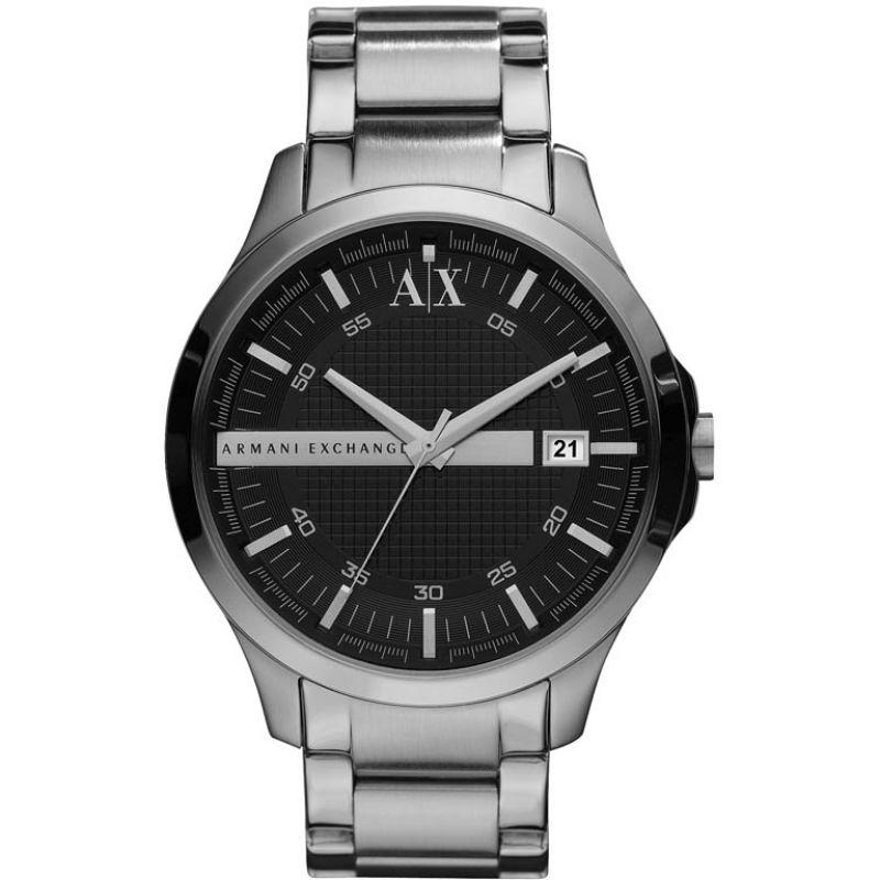 ARMANI EXCHANGE Uhr | Armani Exchange Herrenuhr in Grau AX2103