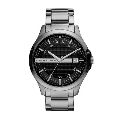 Armani Exchange Herrenuhr in Grau AX2103