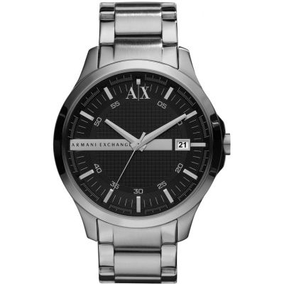 Armani Exchange Herenhorloge Grijs AX2103