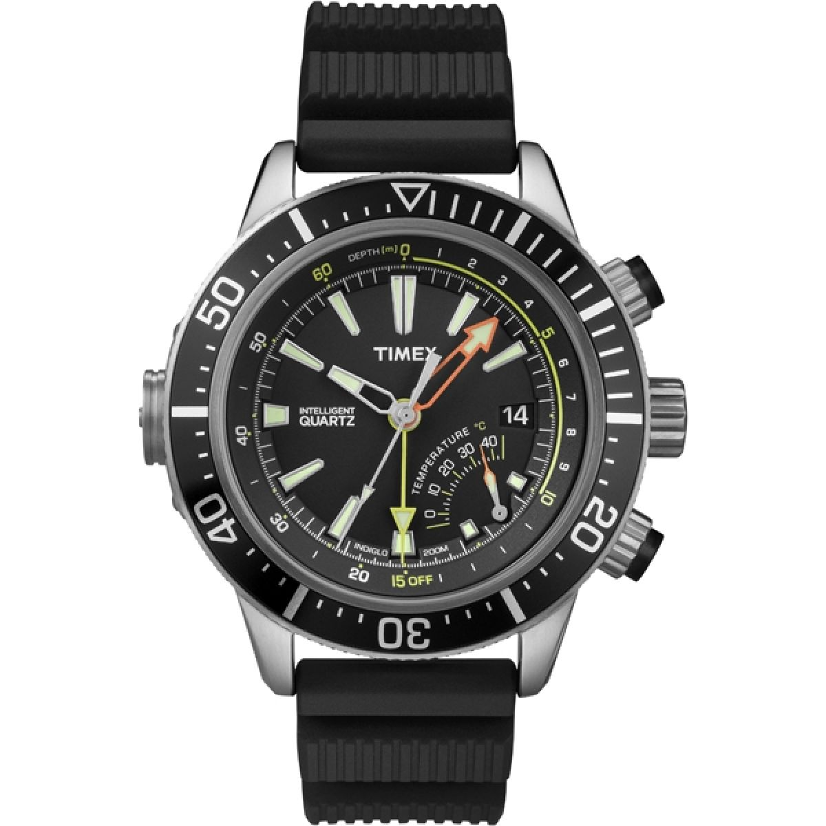 TIMEX | INTELLIGENT QUARTZ T2N810-1