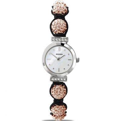 Ladies Sekonda Crystalla Watch 4714