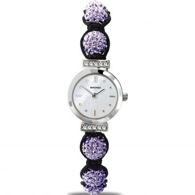 Ladies Sekonda Crystalla Watch 4715