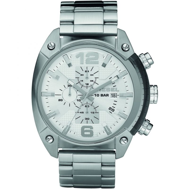 Mens Diesel Overflow Chronograph Watch DZ4203